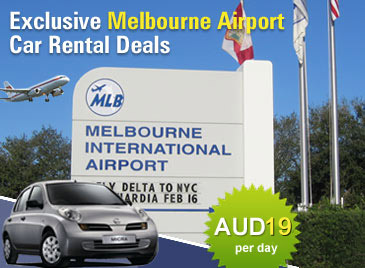Melbourne Airport Car Rental Deal