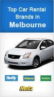Top Car Rental Brands in Melbourne